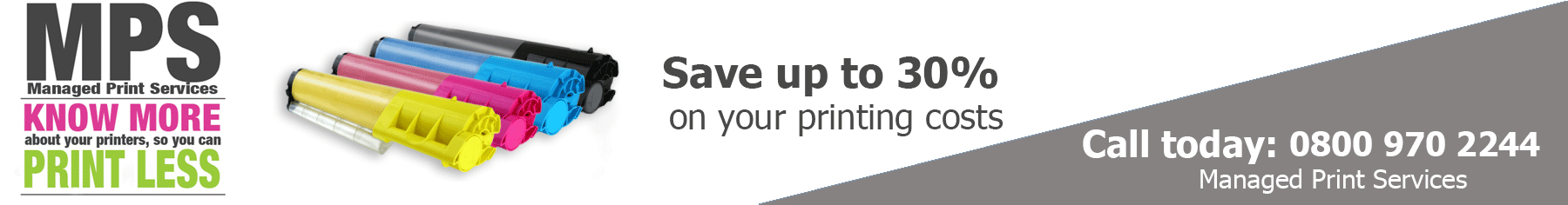 managed print service wigan printer